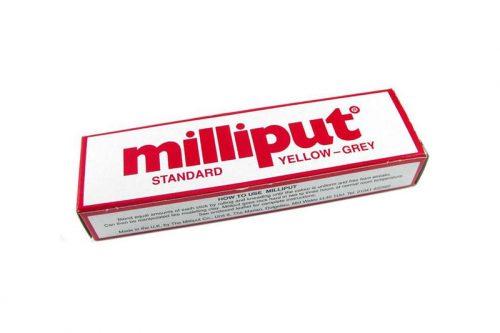 Milliput Standard (Yellow/Grey)